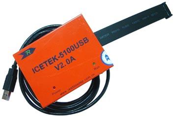 通用开发系统:icetek-5100usb v2.0a